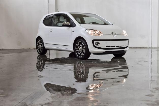 Volkswagen Up! by Garage Italia Customs: esemplare unico per la Targa Rodolfo Bonetto [FOTO]