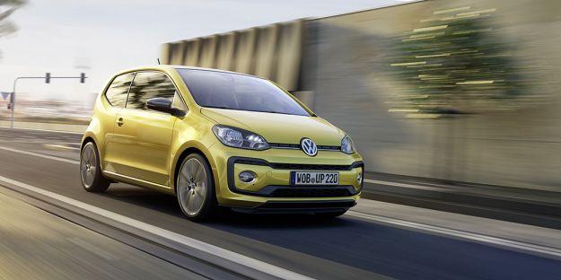 Volkswagen Up! restyling 2016: motori, prezzi e dotazione [FOTO]