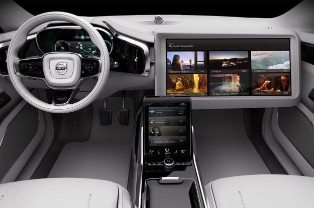 Volvo Concept 26 foto ufficiali
