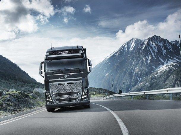 Volvo FH12 2014