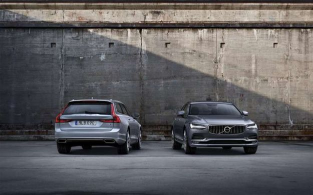 Volvo S90 e V90 Polestar Performance Optimisation: un tocco di sprint in più [FOTO]