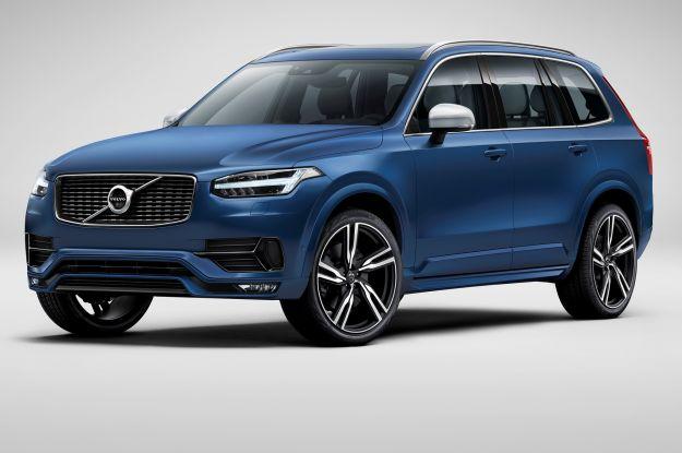 Nuove Volvo 2017: le novità auto in arrivo dalla Svezia