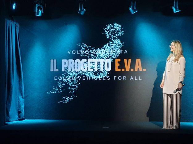 Volvo e progetto EVA