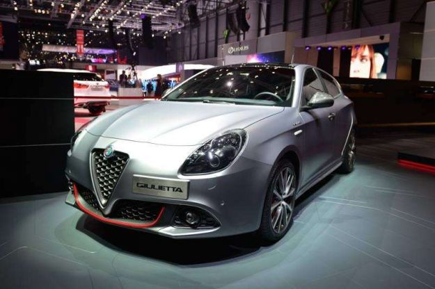 Alfa Romeo Giulietta: GPL, benzina e diesel per una gamma completa [FOTO]