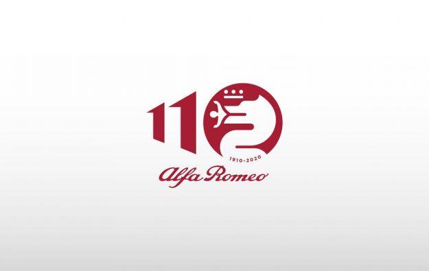 alfa romeo logo 110 anni