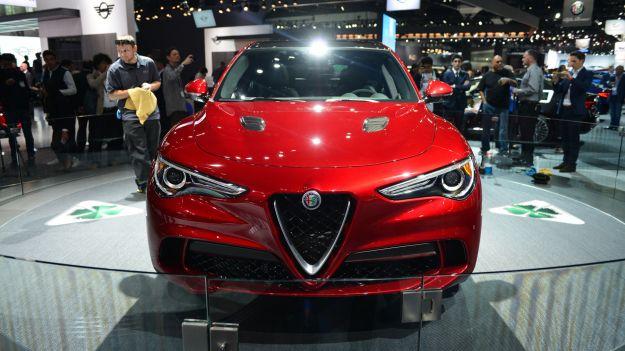 Alfa Romeo Stelvio: quali sono le sue concorrenti [FOTO]