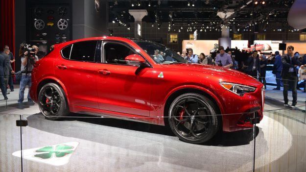 Alfa Romeo Stelvio Quadrifoglio, ordini aperti: prezzo, dimensioni e uscita [FOTO e VIDEO]