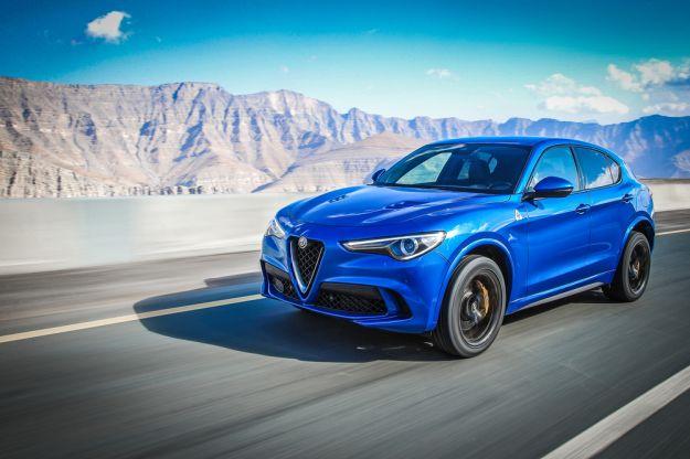 Alfa Romeo Stelvio Quadrifoglio eletta auto sportiva dell'anno 2019