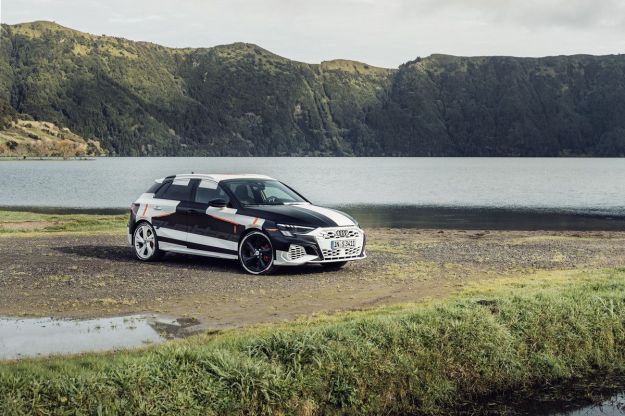 Audi A3 2020, i rivestimenti dell'abitacolo creati utilizzando bottiglie riciclate