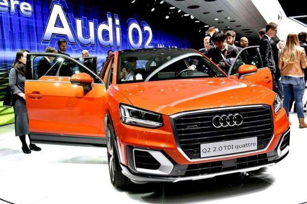 Audi al Salone di Ginevra 2016: SUV la parola d'ordine, arrivano Q2 ed RS Q3 [FOTO]