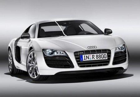 Audi R8 MY 2012 con potenza aumentata al Salone di Francoforte 2011