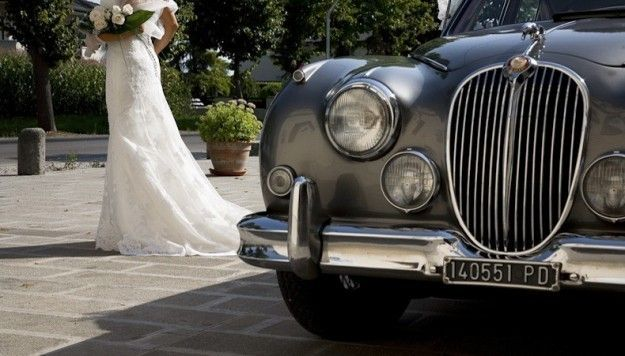 Auto per cerimonie: le più belle per le occasioni speciali [FOTO]