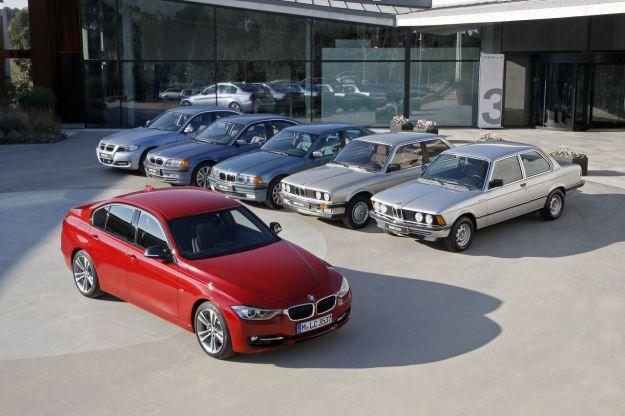 BMW Serie 3: la berlina tedesca compie 40 anni! [FOTO e VIDEO]