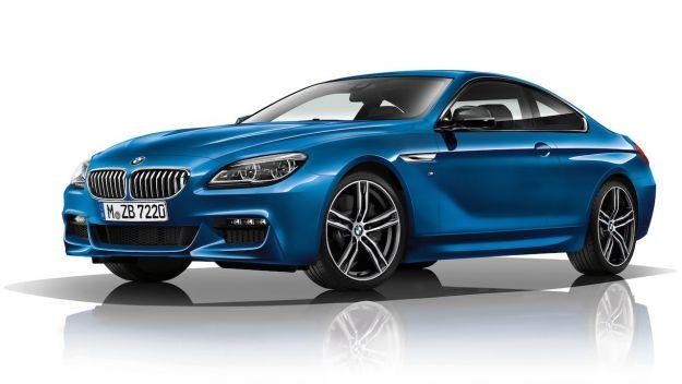 BMW Serie 6 M Sport Limited Edition: solo 300 esemplari [FOTO]