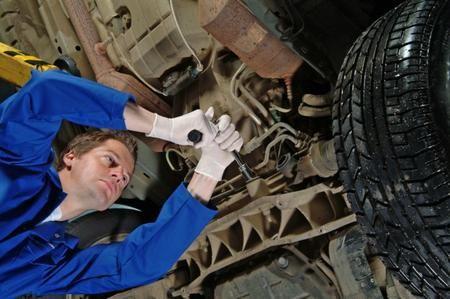 cambiare il motore della macchina