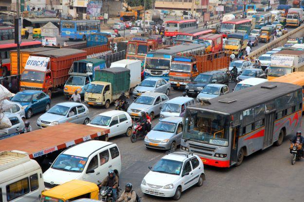 Le città più trafficate del mondo, la classifica