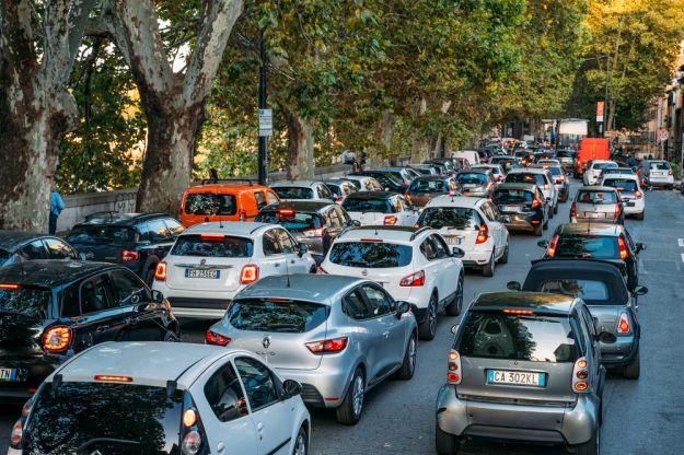 città più trafficate d'italia
