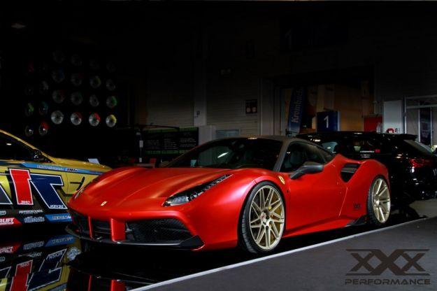 Tuning Ferrari 488 GTB e l'elaborazione da 1.000 cavalli di xXx [FOTO]