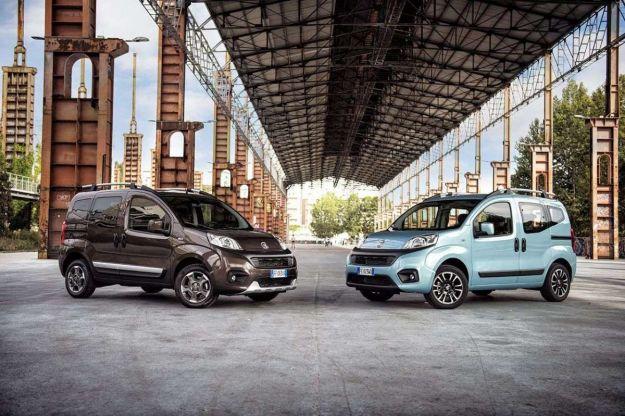 Fiat Qubo 2017: prezzi, nuovo design e motori aggiornati [FOTO]