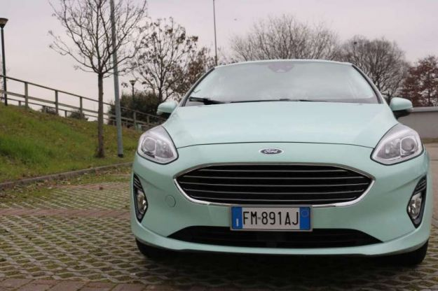 Nuova Ford Fiesta 2018: la prova su strada della versione titanium