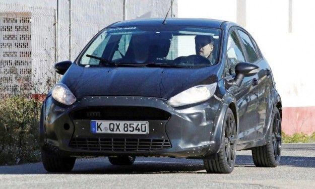 Nuova Ford Fiesta RS: la piccola sportiva non entrerà in commercio [FOTO]