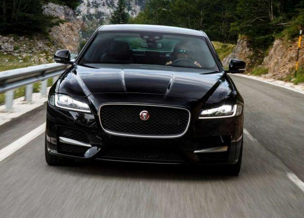 jaguar xf allestimenti