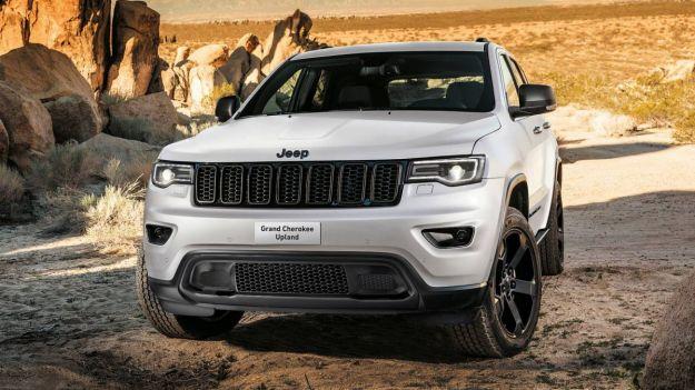 Jeep Grand Cherokee Upland: prezzo del nuovo allestimento