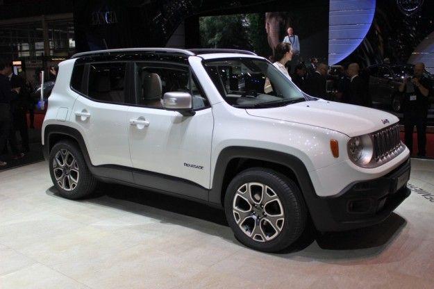 Nuovo Jeep Renegade: prezzo, consumi e dimensioni. Anche a Gpl [FOTO e VIDEO]