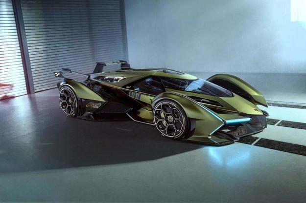 Lamborghini V12 Vision Gran Turismo, l'hypercar da videogame