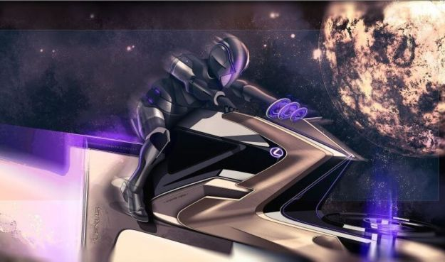 lexus zero gravity 2