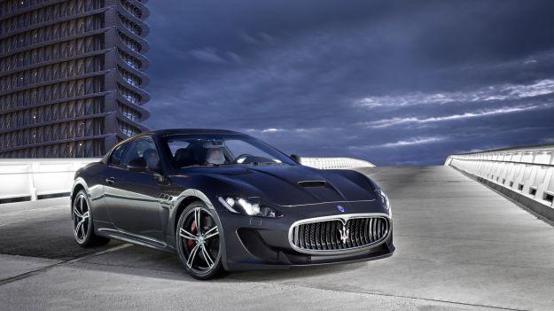 Maserati GranTurismo: prezzo e scheda tecnica, anche Sport e MC Stradale [FOTO]