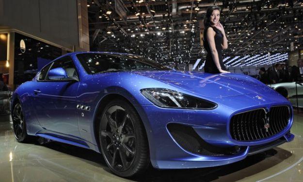Maserati Granturismo Sport, la nuova sportiva italiana [FOTO]