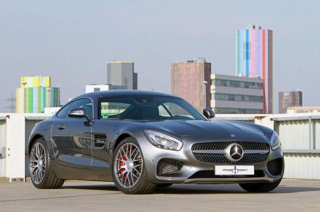 Mercedes AMG GT e C63 AMG Posaidon: tanta grinta dal preparatore tedesco [FOTO]