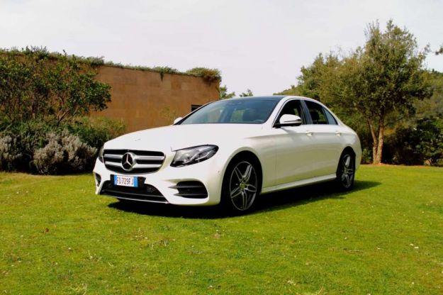 Nuova Mercedes Classe E: prova su strada, dotazioni, prezzi e interni [FOTO]
