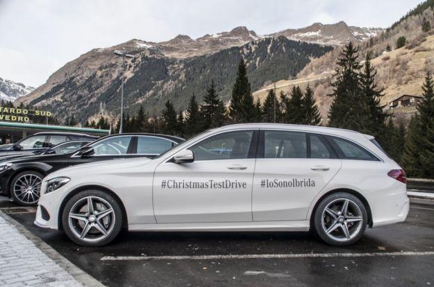 Mercedes C300 Hybrid: prova su strada, scheda tecnica, prezzi e interni dell'ibrida di lusso [FOTO]