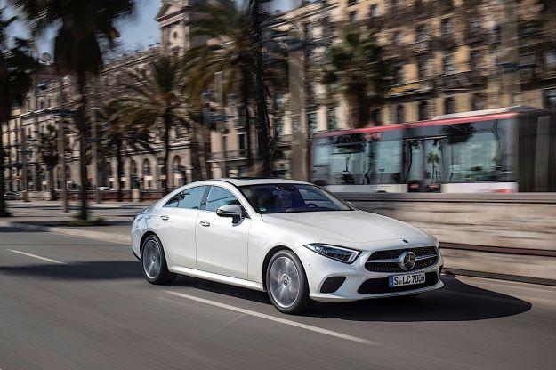 Nuova Mercedes CLS 2018 prova su strada: l'eleganza della tecnologia