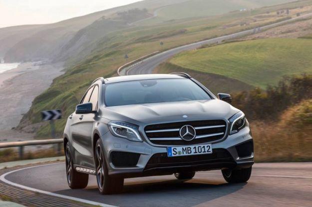 Mercedes GLA: dimensioni e prezzi, Enduro e AMG per distinguersi [FOTO]