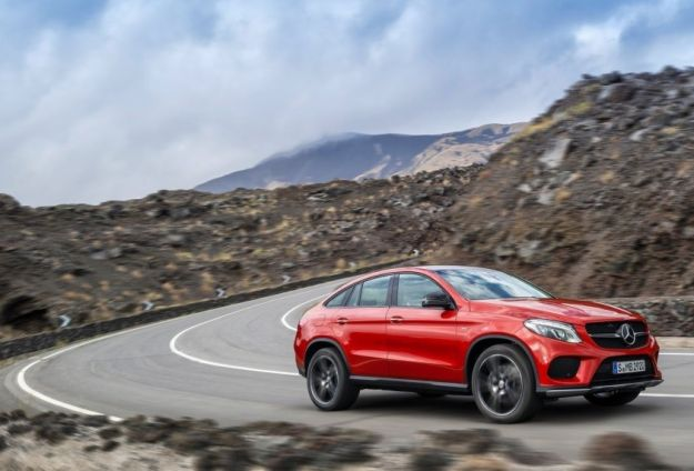 mercedes gle coupe amg