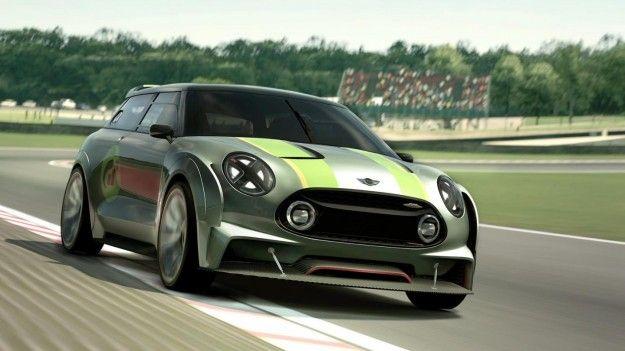 """MINI Clubman Vision Gran Turismo, la """"supercar"""" da videogame [FOTO]"""