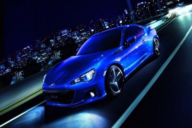 Subaru BRZ: prezzo e scheda tecnica. Arriverà anche STI [FOTO]