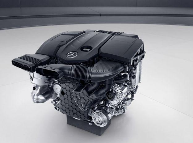 Umfassende Motorenoffensive bei Mercedes Benz: Stärker, sparsamer und sauberer