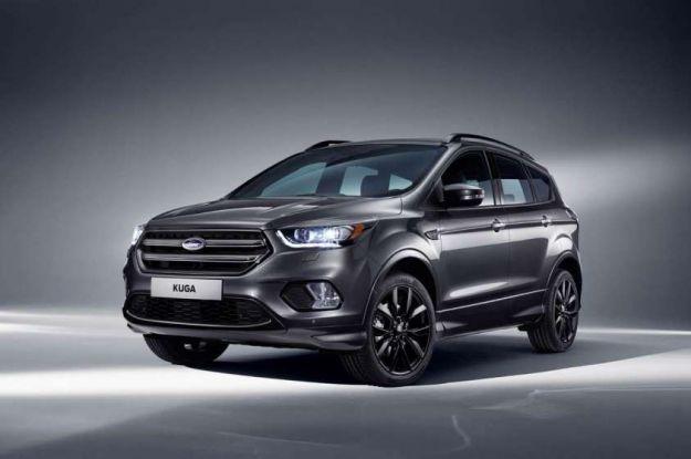 Ford Kuga ST Line 2017: motori e scheda tecnica del SUV sportivo [FOTO]