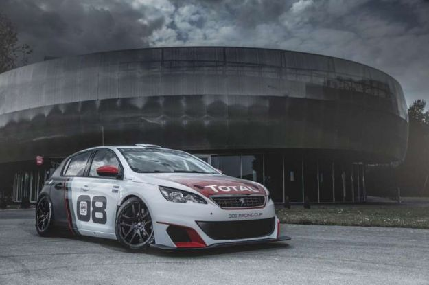 nuova peugeot 308 racing cup