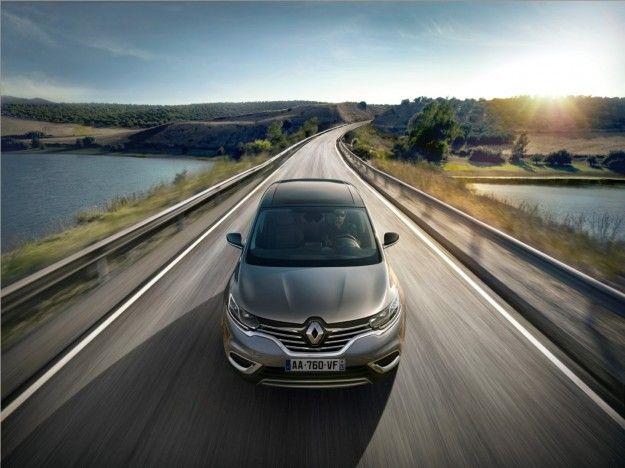 Nuova Renault Espace 2015 7 posti: prezzi, motori e dimensioni [FOTO]