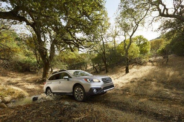 Nuova Subaru Outback: dimensioni, motori e prezzi [FOTO]