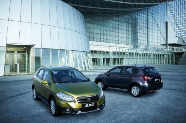Suzuki S-Cross: dimensioni, scheda tecnica e prezzo del crossover anche a GPL [FOTO]