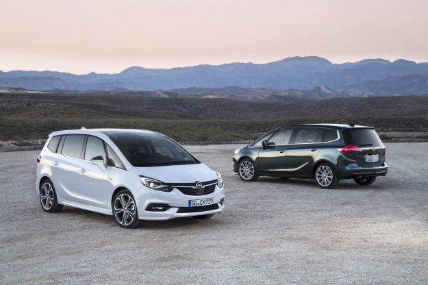 Opel Zafira 2017: prezzo, dimensioni e interni. Anche a Metano, no Gpl [FOTO]
