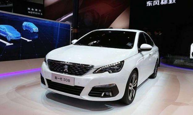 Peugeot 308 berlina e 3008 facelift: due modelli esclusivi per la Cina al Salone di Pechino [FOTO]