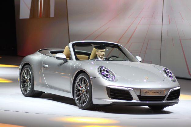Nuova Porsche 911 2017: GTS e GT3 RS le sportive, Targa l'esclusiva. Prezzo [FOTO]