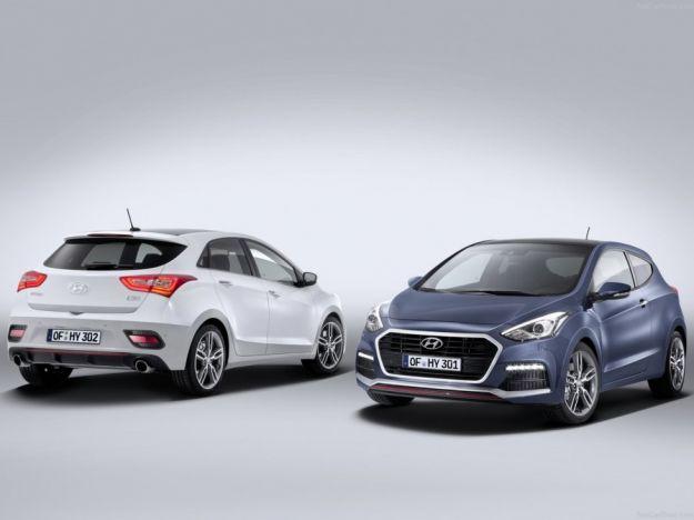 Hyundai i30 2015: col restyling debutta anche l'inedita variante Turbo [FOTO]